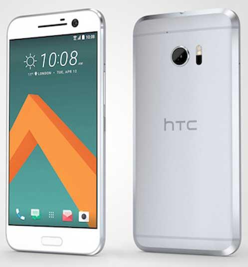 Penampilan HTC 10