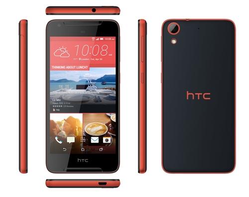 Desain HTC Desire 628 (Dual SIM)