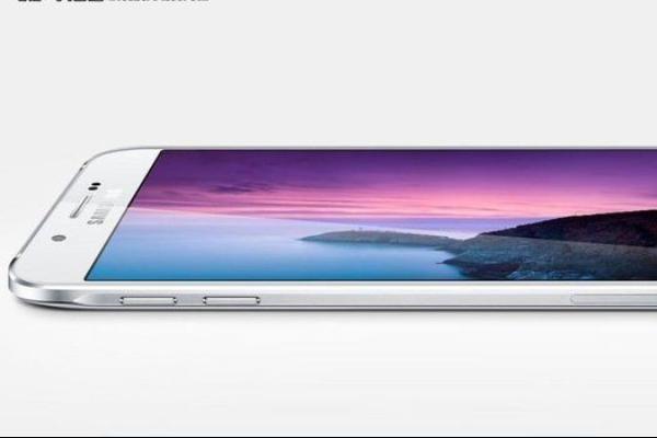 Layar Samsung Galaxy C7