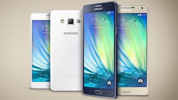 Pilihan Warna Samsung Galaxy C7