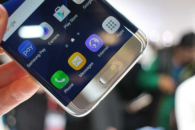 Tombol Home Samsung Galaxy C Series