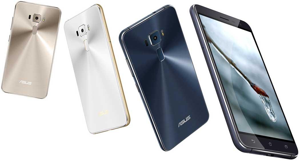 Pilihan warna Asus Zenfone 3