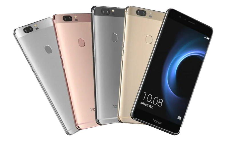Pilihan Warna Huawei Honor V8