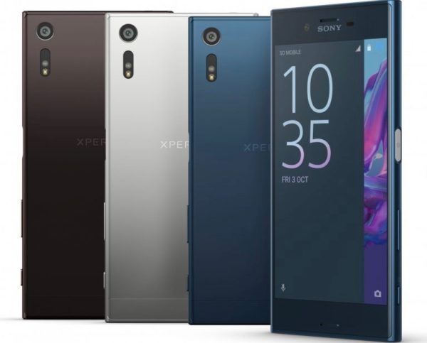 Pilihan Warna Sony Xperia XZ