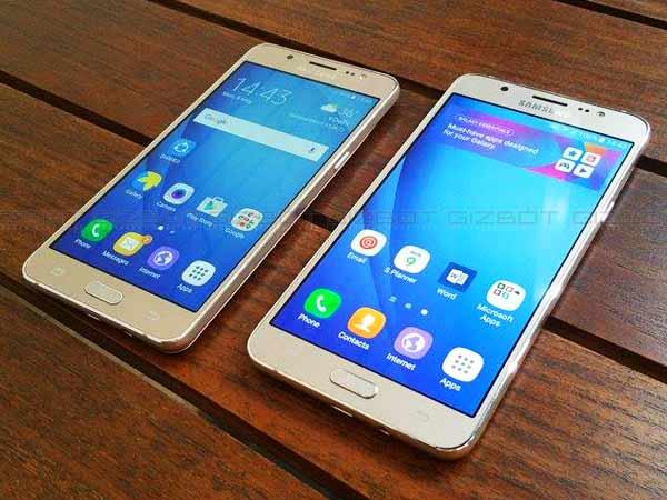 Samsung Galaxy J7 Prime vs. Samsung Galaxy J7 2016