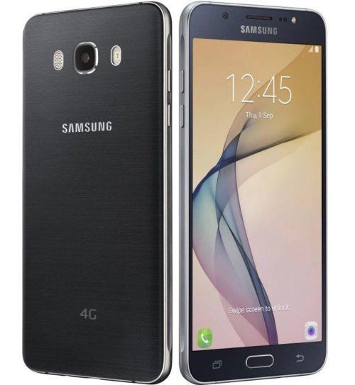 Desain Samsung Galaxy On8