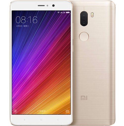 Desain Xiaomi Mi 5S Plus