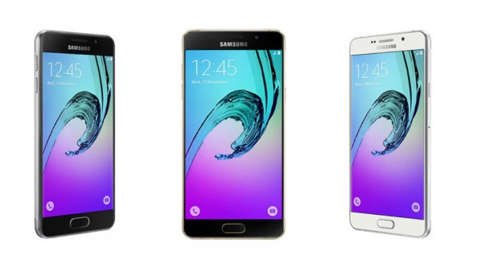 Samsung Galaxy A3 (2017) & Samsung Galaxy A5 (2017)