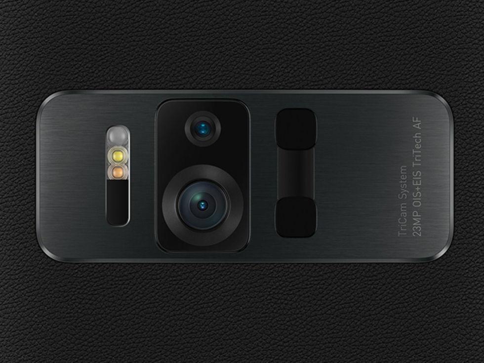 Kamera Asus Zenfone AR