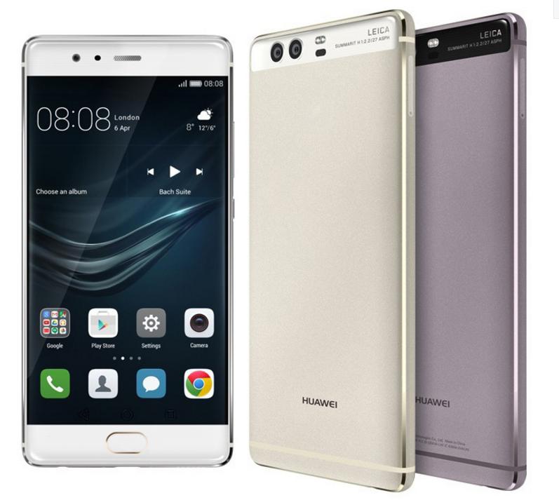 Desain Huawei P10