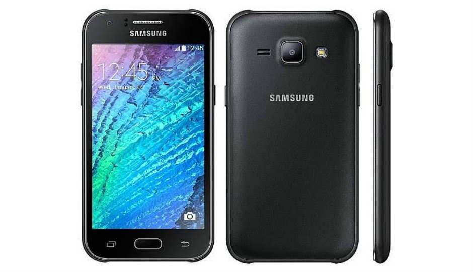 Desain Samsung Galaxy J2