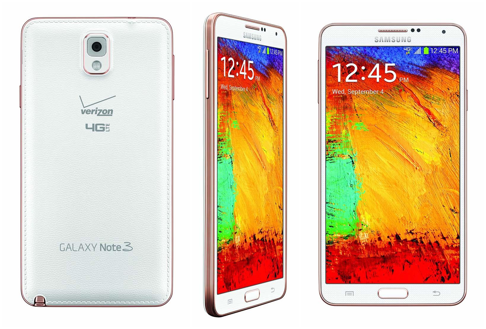 Desain Samsung Galaxy Note 3