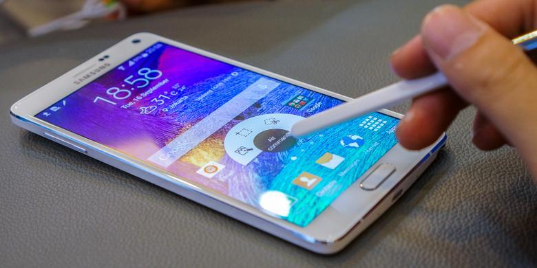 Stylus Samsung Galaxy Note 4