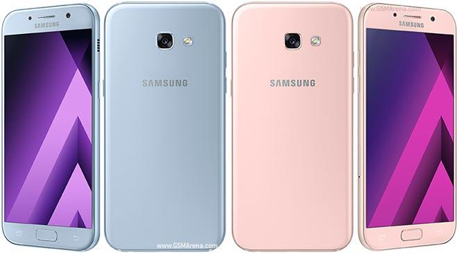 Desain Samsung Galaxy A5 (2017)