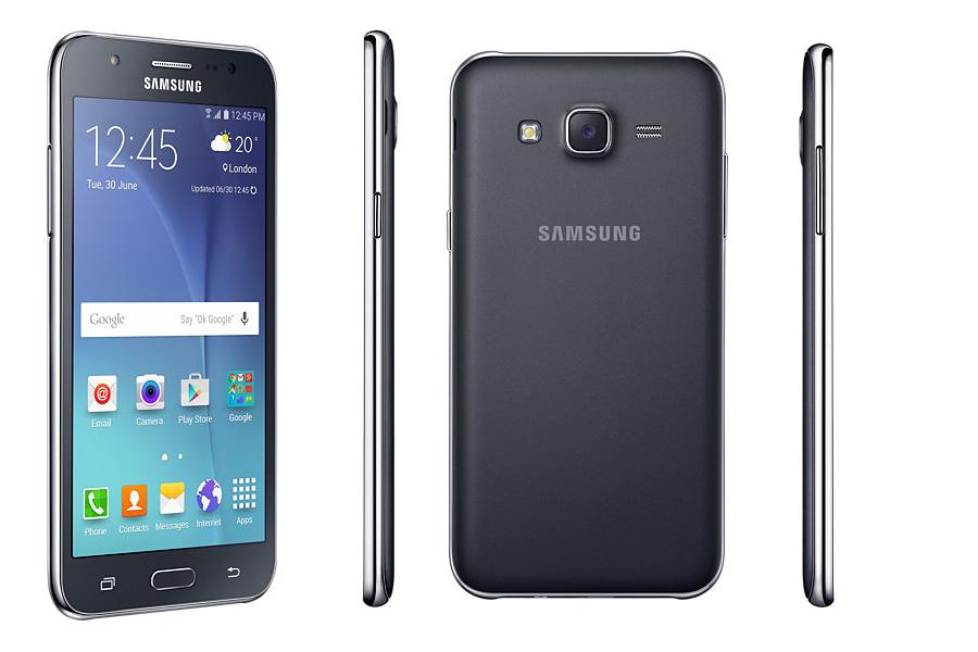 Desain Samsung Galaxy J5