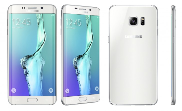 Desain Samsung Galaxy S6 edge+
