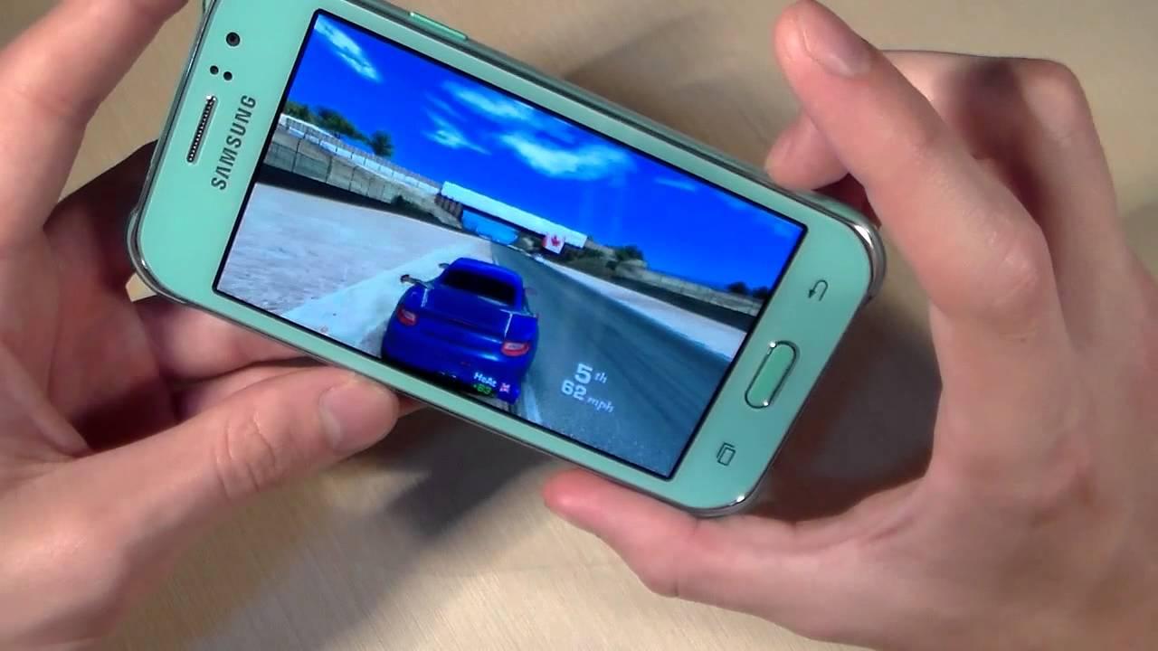 Perfoma Samsung Galaxy J1 Ace (J110G)