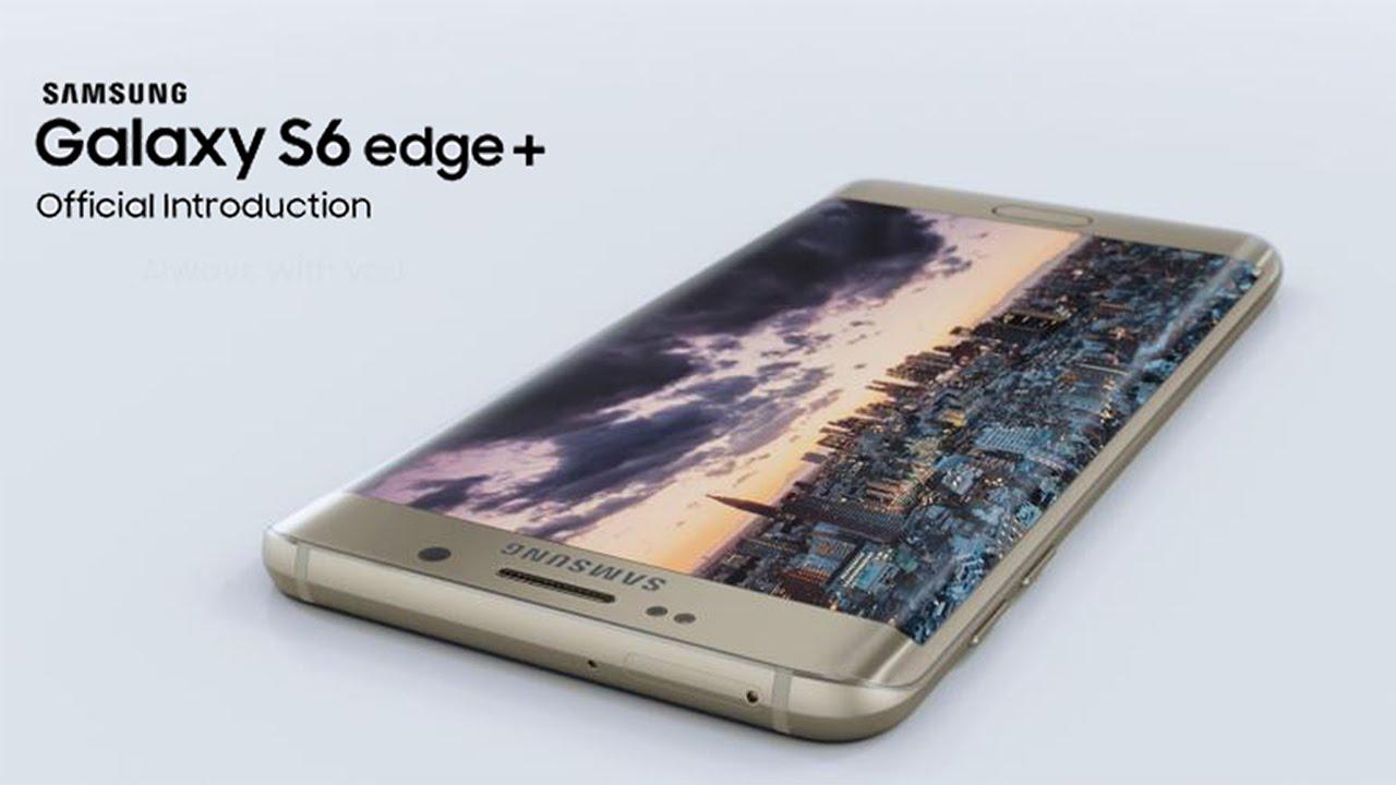 Perkenalan Samsung Galaxy S6 edge+