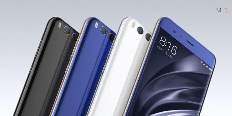 Pilihan Warna Xiaomi Mi6