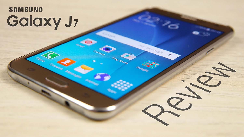 Ulasan Samsung Galaxy J7