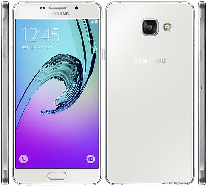 Desain Samsung Galaxy A7 (2016)