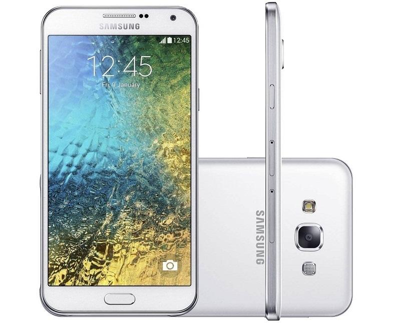 Desain Samsung Galaxy E7