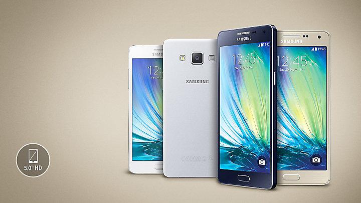 Pilihan Warna Samsung Galaxy A5
