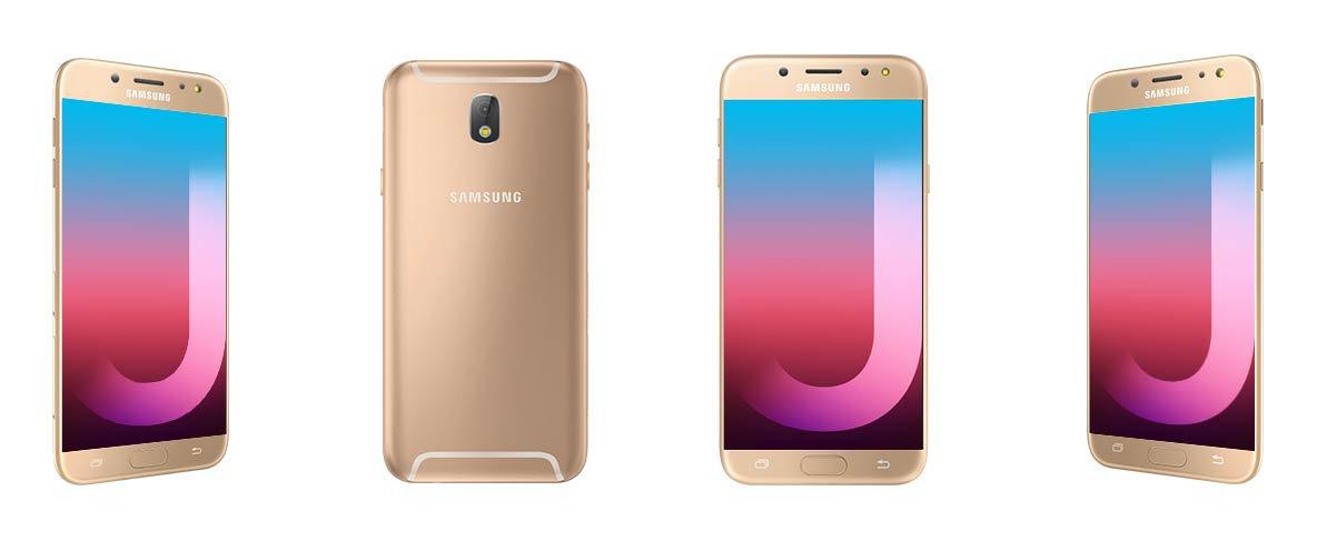 Desain Samsung Galaxy J7 Pro