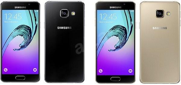 Pilihan Warna Samsung Galaxy A3 (2016)