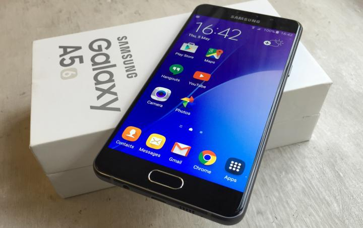 Review Samsung Galaxy A5 (2016)