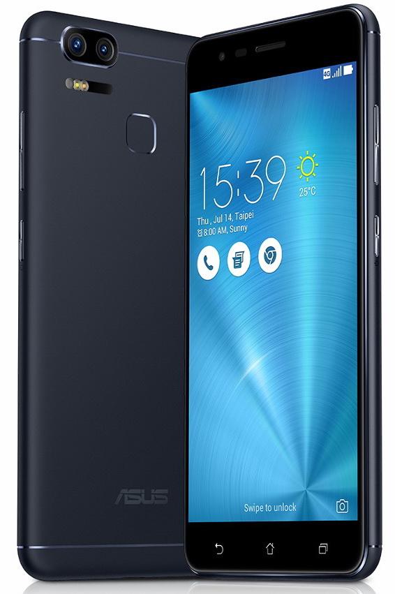 Desain Asus Zenfone S Zoom