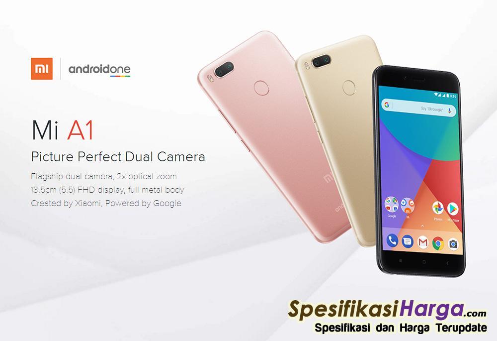 Spesifikasi Xiaomi Mi A1