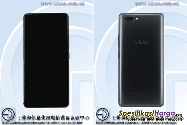 Desain Vivo X20 UD Plus