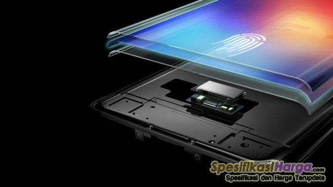 Fingerprint Vivo X20 UD Plus