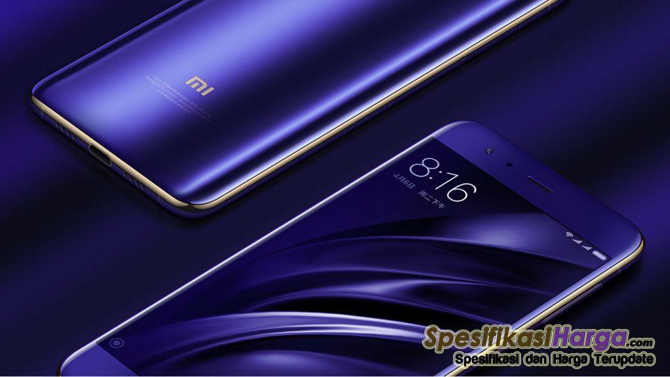 Desain Xiaomi Mi 7