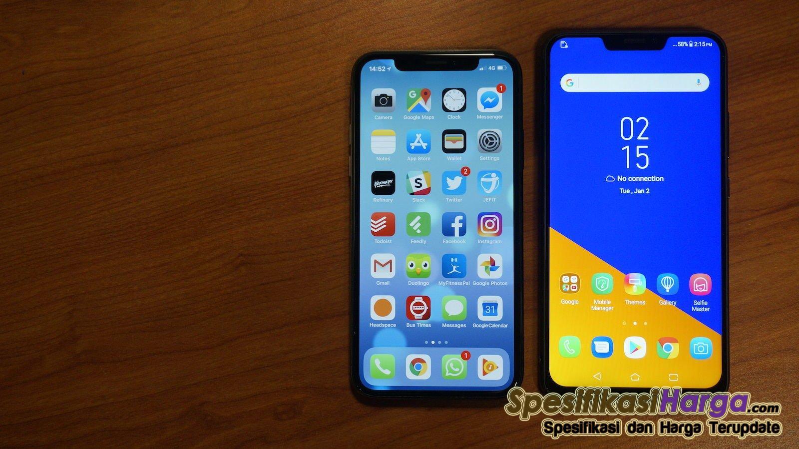 Asus Zenfone 5 & Zenfone 5 Lite